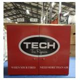 Tech tire repair new cabinet 3 drawers 2 doors