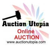 Next Auction-  Please visit www.auctionutopia.com