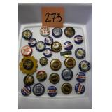29 Buttons
