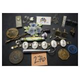 Assorted Jewelry/Trinkets