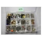 Assorted Jewelry in Case