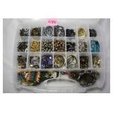 Large Case of Assorted Jewelry