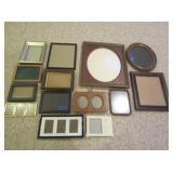 14 Assorted Styles Picture Frames