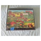 New Holland 513 Piece Jigsaw Puzzle