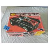 57 Corvette Gasser 1/25 Scale Model Kit