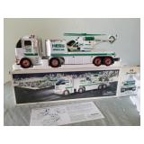2006 Hess Toy Truck & Helicopter