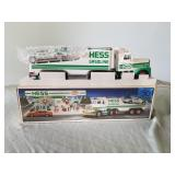 1991 Hess Toy Truck & Racer
