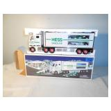2003 Hess Toy Truck & Race Cars