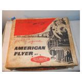 Vintage American Flyer By Gilbert 20420 Train Set