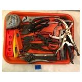 Assorted Lot Of Tools