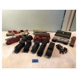 Assorted Train Lot