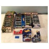 Assorted Die Cast Collectible Cars