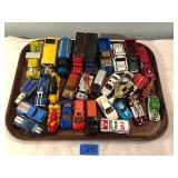Assorted Lot of Collectible Cars