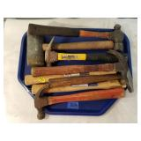Lot of Assorted Hammers & Mallets