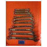 Craftsman Wrenches Metric Forged In USA
