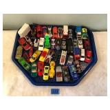 Assorted Matchbox & Hot Wheels Cars