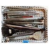 Assorted Chisels & Punches