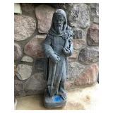 St Francis Cement Garden Statue