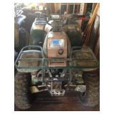 2009 Polaris 4X4 300 Automatic Four Wheeler