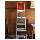 Davidson 527-06 6 Ft Step Ladder 200lb. Capacity