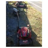 "Troy-Bilt 21"" Deck Self-Propelled Push Mower"