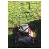 "Troy-Bilt 210 Push Mower 21"" Cut 6.5HP"