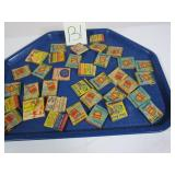 Assorted Advertising  Matchbooks