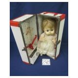 1965 EFFANBEE Doll w/ locker