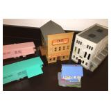 HO Scale Building Assortment