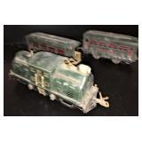 Lionel Prewar 250 O Gauge Passenger Set