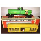 Lionel O Gauge Freight Assortment