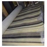 STRIPED AREA RUG - EXTRA LARGE