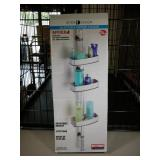 Adjustable Shower Caddy with Suction Cup
