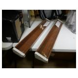 """Set of 2 Floating Picture Shelf, Approx 35.5x5x3"""""""