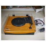 Turn Table, Includes Power Adadapter & Cable,