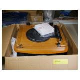 Turn Table, Includes Power Adapter & Cable,