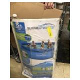 Back Yard Quick Set Pool, 2640 Gal, 15FT, with
