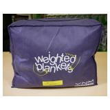 Weighted Blanket, Unknown Weight & Size