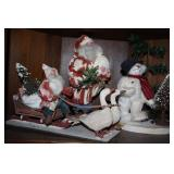 Antique Christmas, Holiday, and Jointed Bears Auction