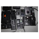 Sony Recorders Parts Repair Lot all are either unt