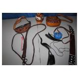Tribal Collectibles Leather & Other