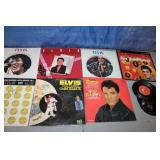 Elvis Records and classic rock 45s