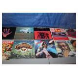 Records lot