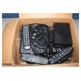 Spectrum Router & Cable Boxes w/ Remotes