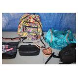 Lot of Bags & Purses