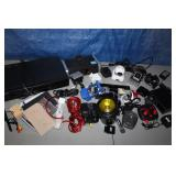 Untested Electronics lot as is
