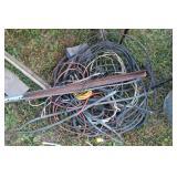 Pile of Scrap Copper & Wire