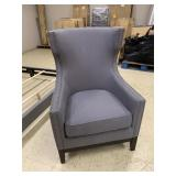 Roswell Linen accent chair