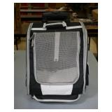 Small Rolling Pet Carrier