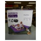 Queen Size Single High Airbed